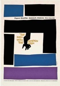 Αφίσα της ταινίας the man with the golden arm
