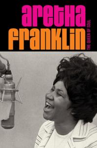 Αφίσα της διάσημης τραγουδίστριας Areta Franklin