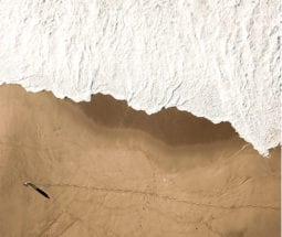 """Αφίσα κύματος στην παραλία """"Ocean Waves"""""""