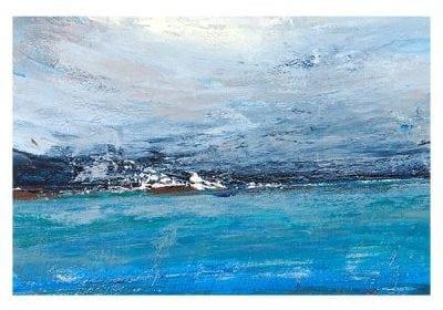 Αφίσα Abstract Sea